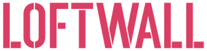 loftwall_logo_fuchsia