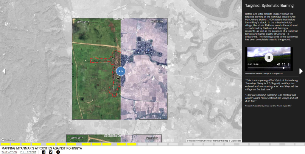 SITU Research and Amnesty International's new interactive