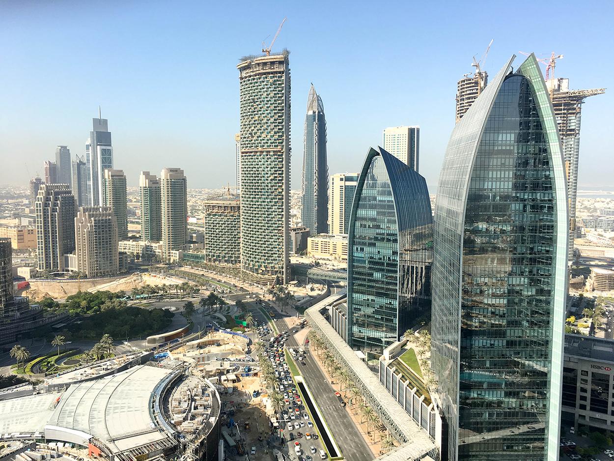 Dubai plans to 3D print a quarter of all construction