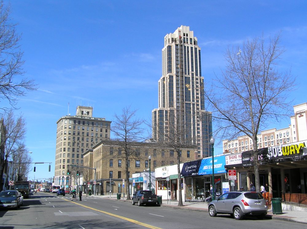 downtown new rochelle